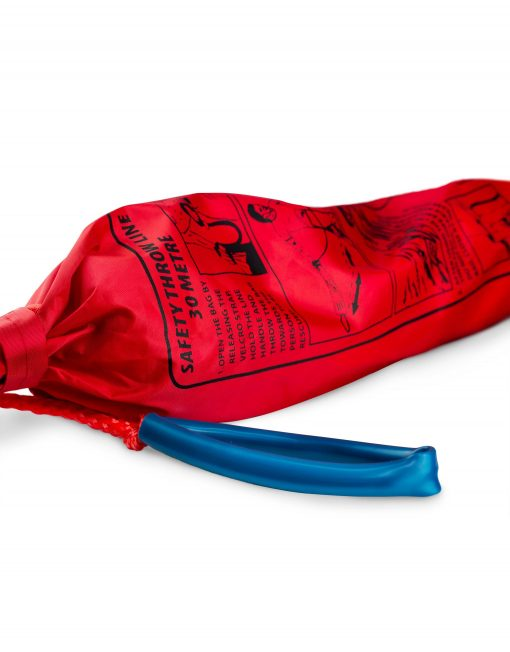 Safety Throw Line Side of rope bag image